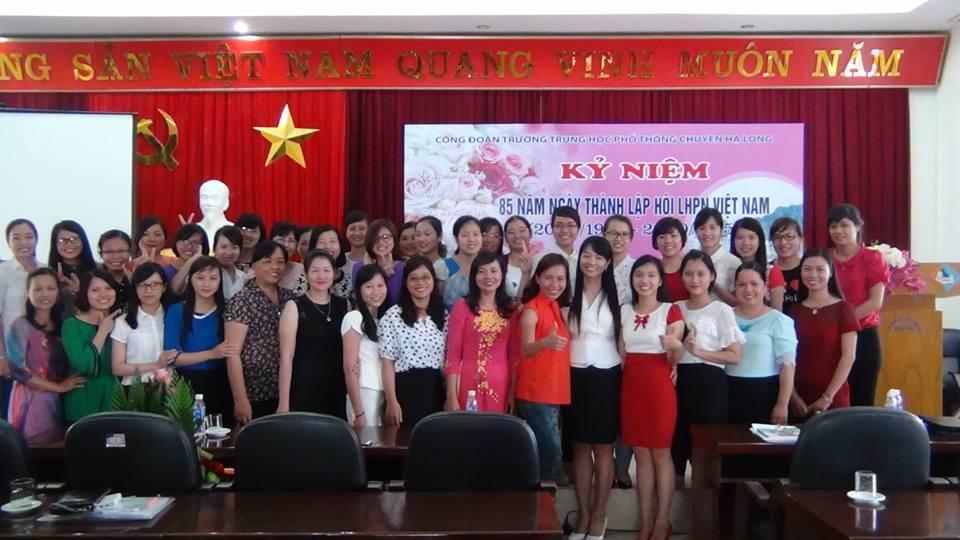 """Tọa đàm về chủ đề """"Quy tắc ứng xử, đạo đức nghề nghiệp""""  kỷ niệm ngày Phụ nữ Việt Nam 20/10"""